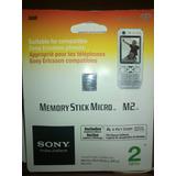 Memoria M2 Sony 2gb