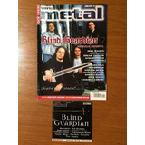 Revista Very Metal - Especial Blind Guardian Con Cd