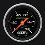 Kit 2 Relojes O Rober Competición Pres. Aceite Y Temperatura