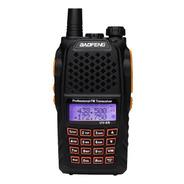 Radio Ht Comunicador Walk Talk Uhf Vhf Fm Baofeng Uv6r 7w Nf