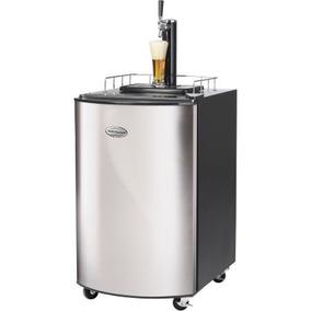 Mini Refrigerador Con Dispensador Para Cerveza De Barril