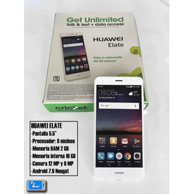 Teléfono Huawei Elate Octacore 16gb-2gb Ram Android 7.0