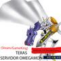 Teras - Server Omegamon Digimon Masters Online Gdmo