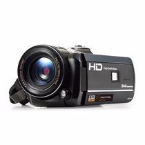 Filmadora Semi Profissional Visão Noturna Full-hd Barato