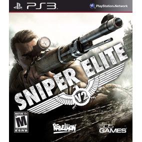 Sniper Elite V2 Ps3 Código Psn Original Completo Receba Já!