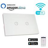 Tecla Smart Wifi Interruptor De Luz 2 Puntos La Mejor!