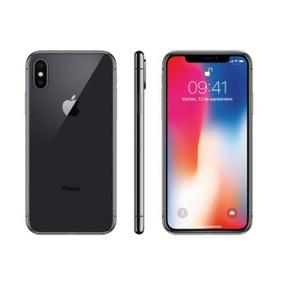 Iphone X 64gb 4g Lte Huella Apple Nuevos Sellados Paga Tdc