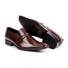 Sapato Social Masculino Bigioni De Calçar Solado De Couro