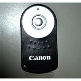 Control Remoto Cámaras Canon Rc-6 Original.