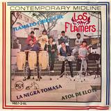 Cd Los Flamers Flamazo Chico Che La Negra Tomasa