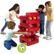 Juego De Torre De Bloques Gigante Para Niños Feber