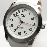 Reloj Kosiuko Watch 7071 Acero Caucho Hombre Analogo Ksk