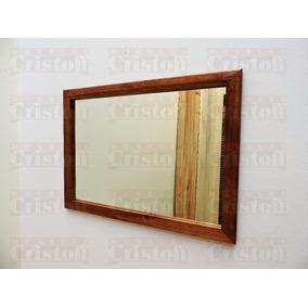 Espejo En Madera Noble ! 54x75cm !! Muebles Cristoff