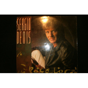 Sergio Denis Un Poco Loco Vinilo Lp 1991