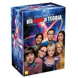 Box Coleção Big Bang 1ª A 8ª Temporadas 25 Dvds
