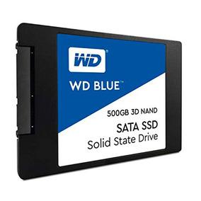 Disco Interno Ssd Wd 500gb Blue Sata Estado Solido - Tucumán