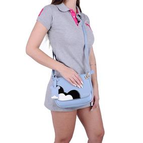 Bolsa Mickey Feminina Disney Pequena Lateral E Transversal