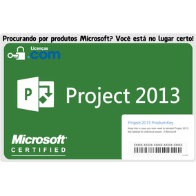 1x Microsoft Project Professional 2013 Pl 1pc Esd - Download