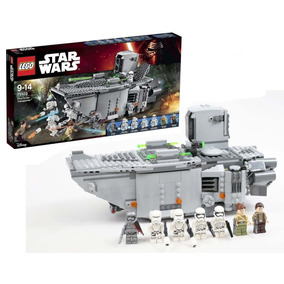 Star Wars First Order Transporter Int 75103 Original Lego
