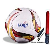 Pelota Futbol Profesional Peso Oficial N°5 Euro Paris Munich