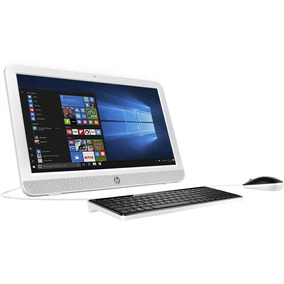 Computador All In One Hp Dual Core 2gb 500gb Led 19 Win10
