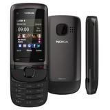 Celular Nokia C2-05 Com Câmera, Gsm, Fm, Mp3, Bluetooth