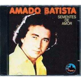Cd Amado Batista 1978 - Sementes De Amor - Vol.2 ( Lacrado)
