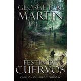 Libro Juego De Tronos 4 Festin De Cuervos Pdf Completo
