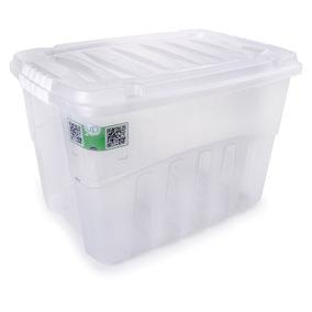 Caixa Organizadora Grande 56 Litros - Plasútil