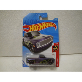 Enigma777 Hot Wheels Camion Custom 69 Chevy Pickup #11 2018