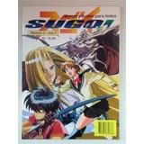 Sugoi #9 Revista Manga Anime Dragon Ball Sailor Star