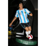 Gran Muñeco Futbol Seleccion Argentina Messi Sticker Design