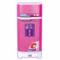 Geladeira Mágica Super Magic Toys Para Cozinha Infantil 8052