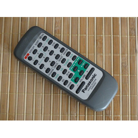 Panasonic Eur648200 Control Remoto Para Sistema De Audio