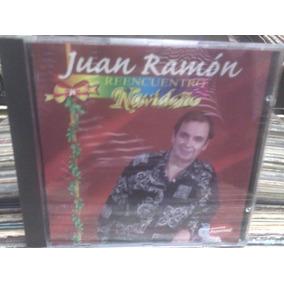 Juan Ramon Reencuentro Navideño Cd Original Lacapsula