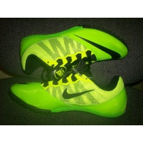 Spikes Atletismo Rival S Velocidad,talla 3.5 Mex Nike