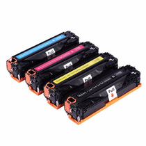 Kit Toner Hp 128a Ce320 321 322 323 Laserjet Cp1525 Cm1415
