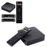 Tv Box Smart Kolke Kvv-017 Netflix Android Quad C 8gb Unico