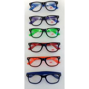 Armação Óculos Infantil Com Lentes Sem Grau Menino Menina 99ab7b9c0f