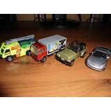 Carritos Vehiculos Matchbox Coleccion
