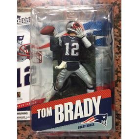 Tom Brady New England Patriots Nfl Mcfarlane Series 11