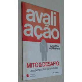 Livro Avaliação - Jussara Hoffmann - Lojaabcd