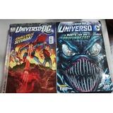Universo Dc 05 06 08 09 12 E Novos 52 - 01 02 03 Frete 8,00