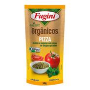 Molho De Tomate Orgânico Pizza Fugini Sachê 340 G