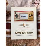 Vendo Mi Coleccion Nintendo Gameboy Micro
