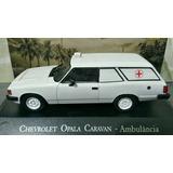 1/43 Ixo Chevrolet Opala Caravan Ambulância Veículos Serviço