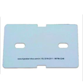 Cartão Para Travas De Carrinhos De Compras - Sem Impressão