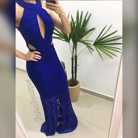 Vestido Tule Casamento Formatur Festa Bordo Vinho Azul Royal