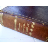 Libro Antiguo 1856 Papa Clemente 13 Y 14-religion