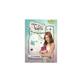 008/2013 Figurinhas Album Violetta 2013